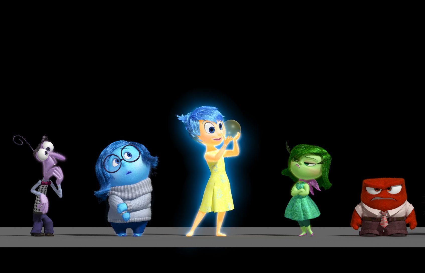 An Inside Look at Pixar's New Movie, 'Inside Out'