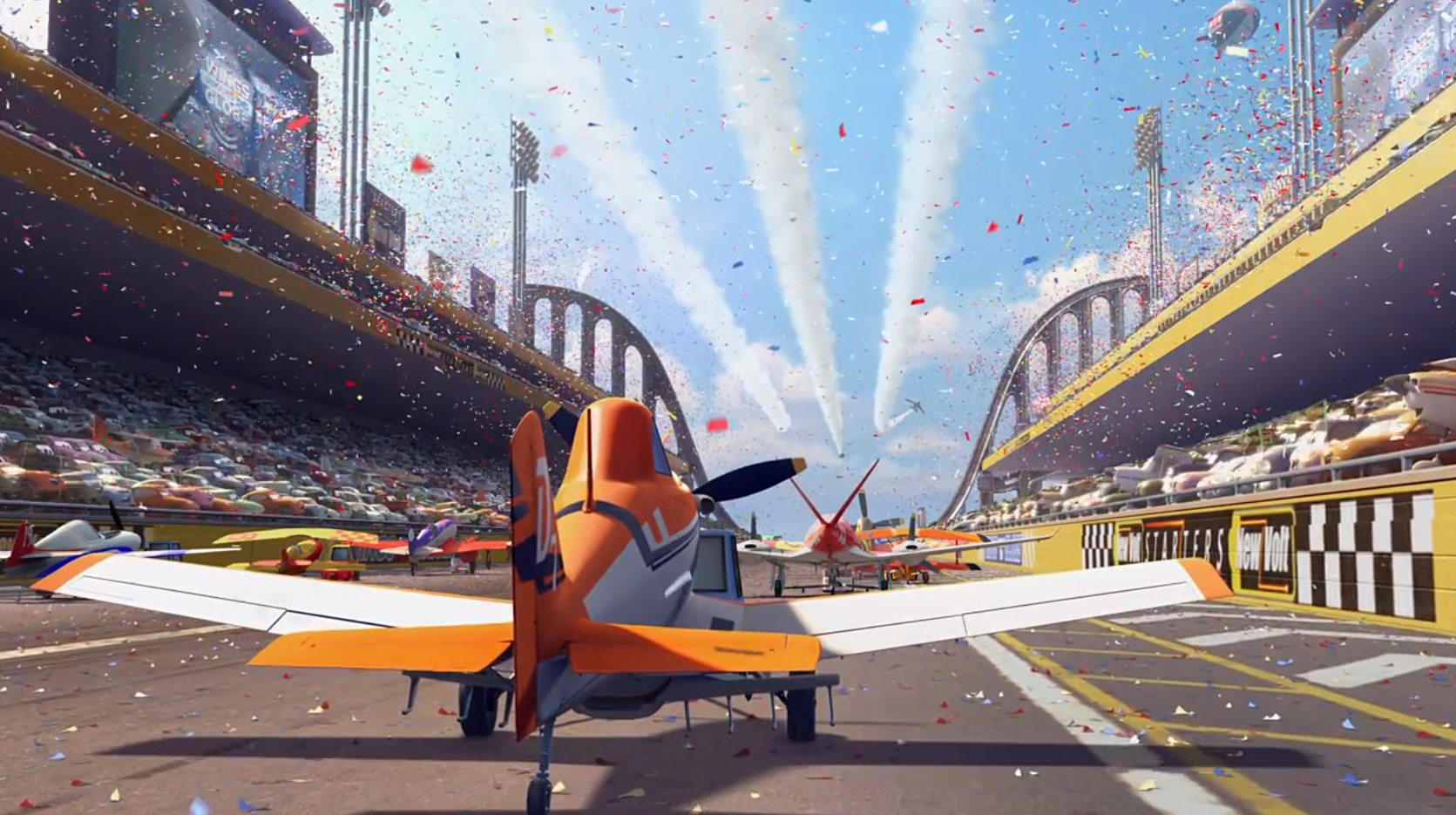 Does 'Planes' Fit Into the Pixar Theory?