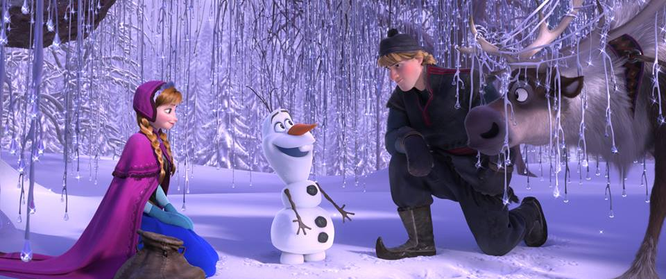 Review: 'Frozen'