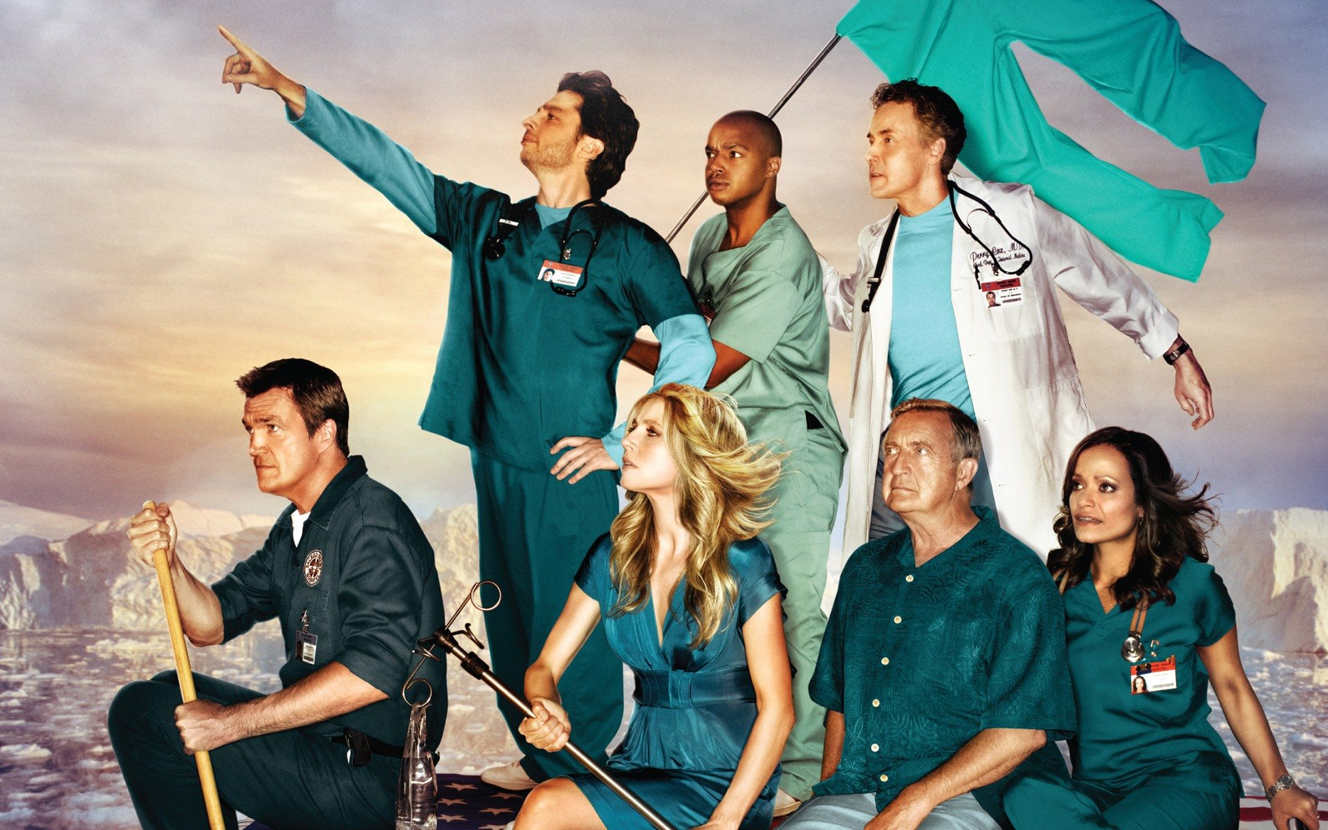 Yes, The Scrubs Broadway Musical Is Happening