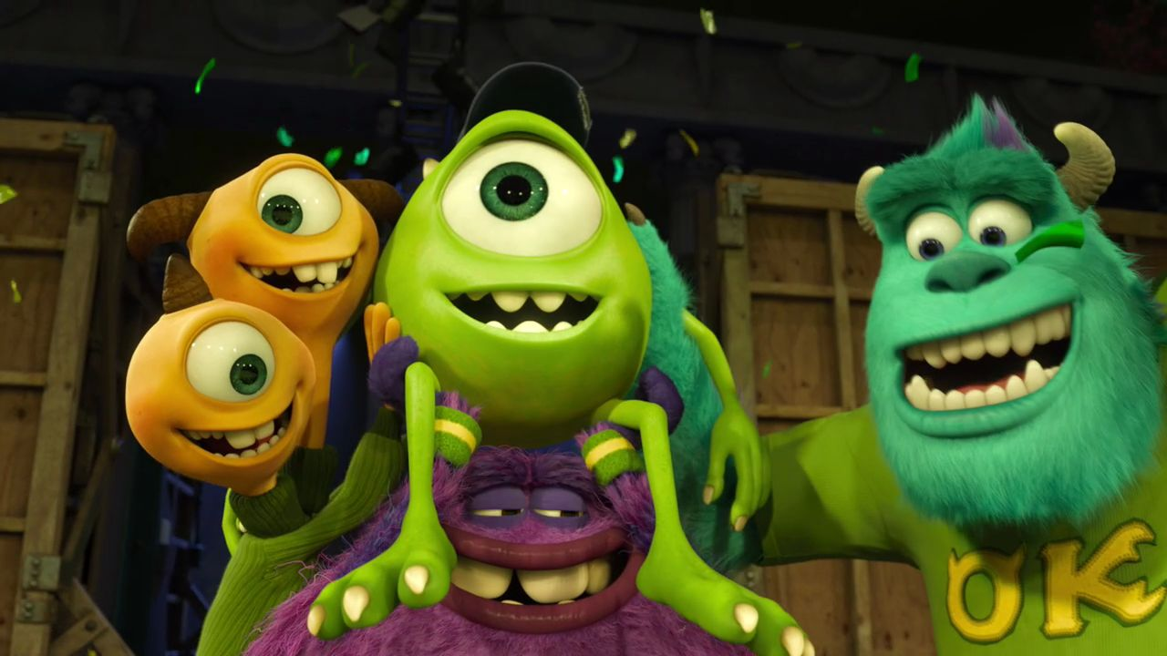 Does The New Monsters University Short Disprove The Pixar Theory?