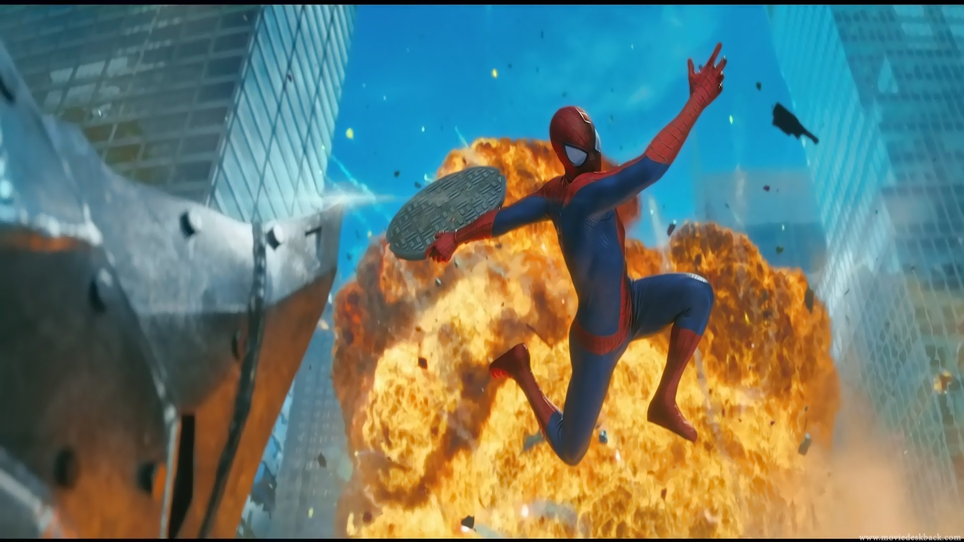 New Amazing Spider-Man 2 Featurettes That Actually Make The Movie Look Promising