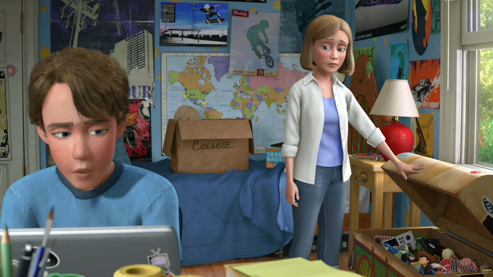 The True Identity of Andy's Mom In 'Toy Story' May Blow Your Mind
