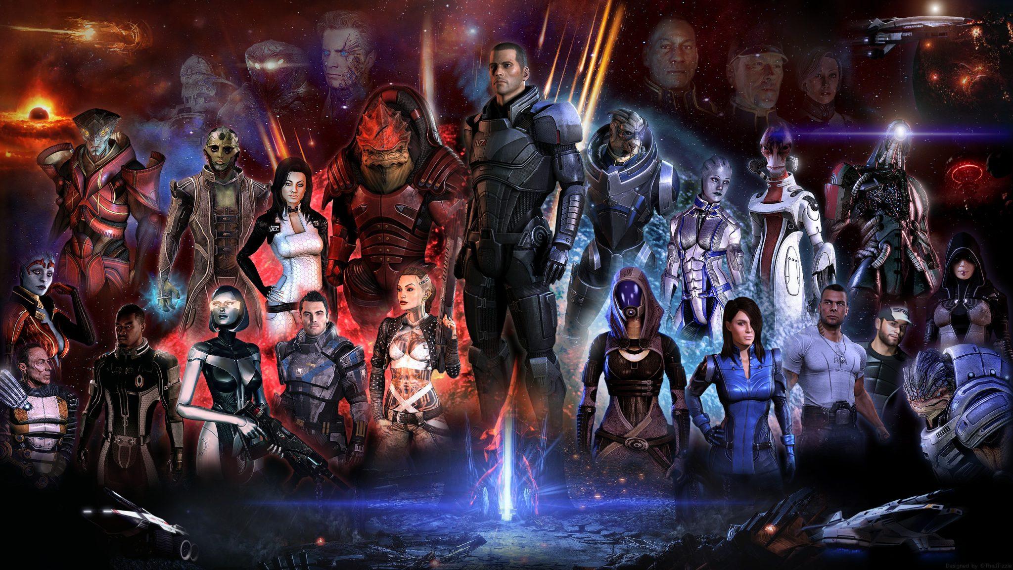 Why A Mass Effect Movie Won't Work