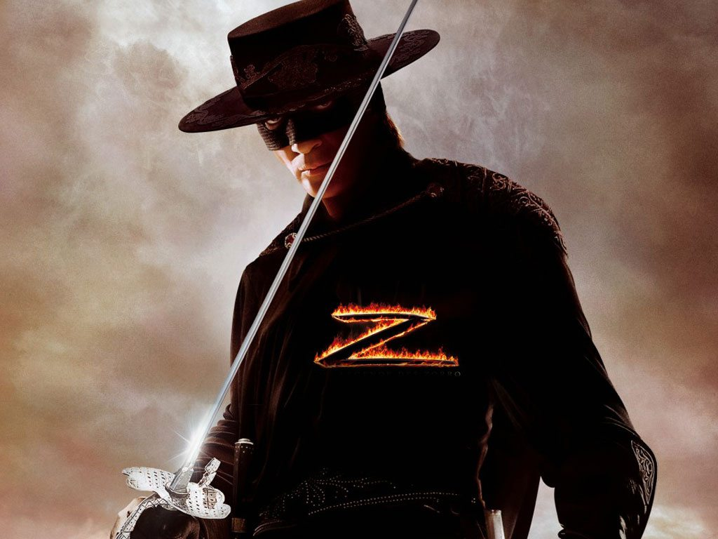The 'Zorro' Reboot Will Probably Make Us Sad