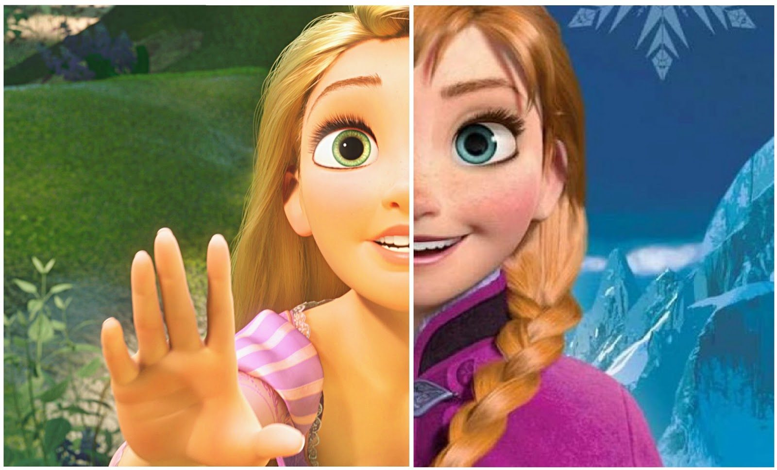 Indisputable Proof That 'Frozen' And 'Tangled' Exist In The Same Universe