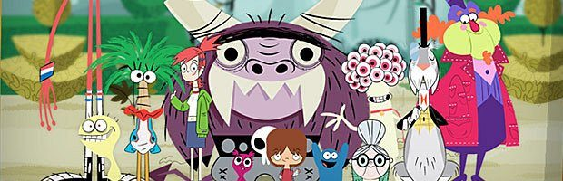 foster's home for imaginary friends theory