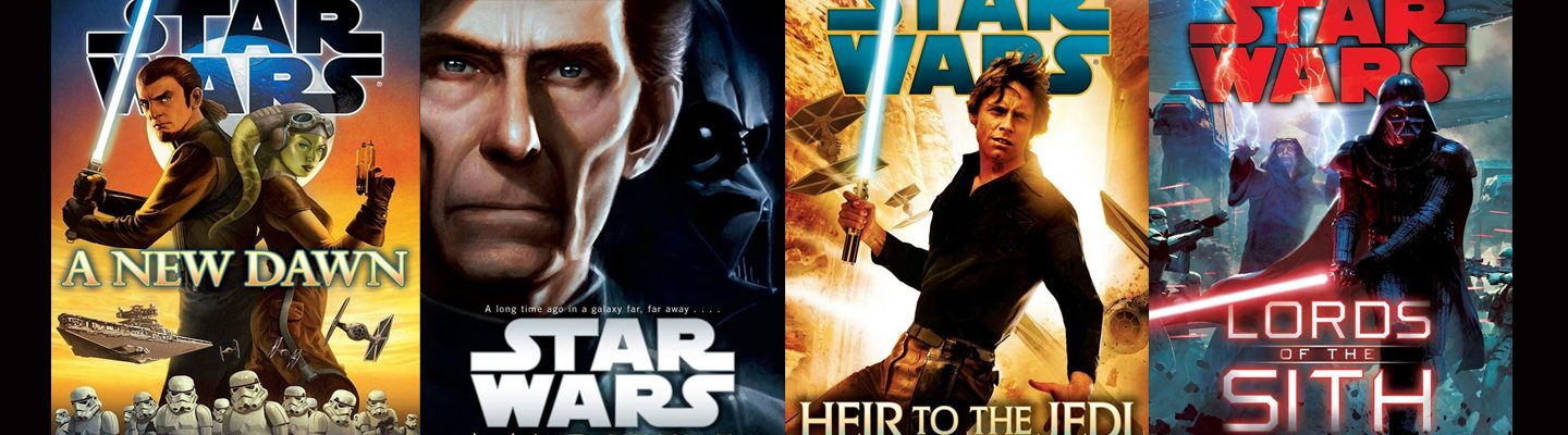 Make Way For The New 'Star Wars' Canon With These Expanded Universe Novels