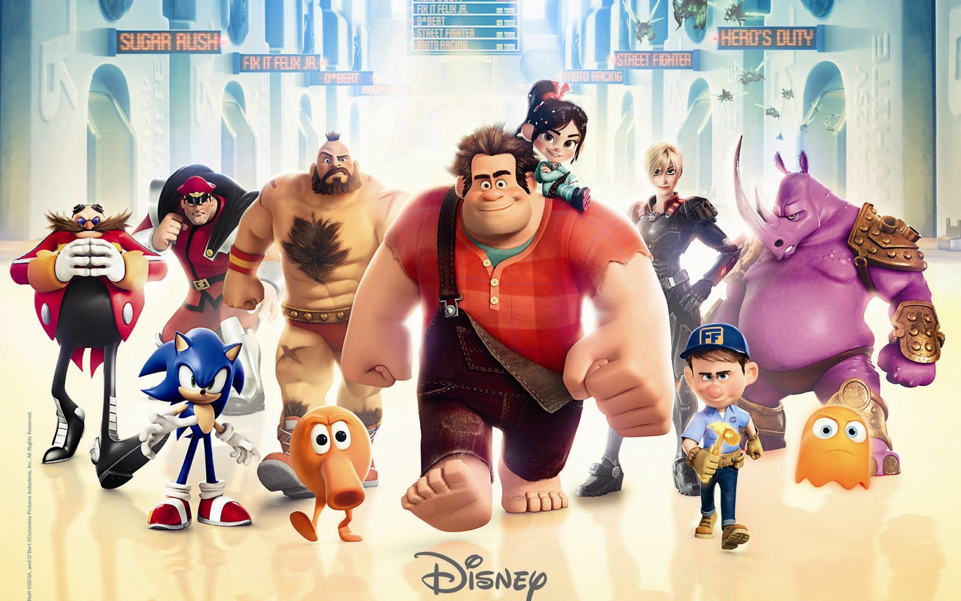 'Wreck-It Ralph' May Be Getting a Sequel