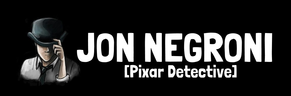 Jon Negroni Pixar Detective