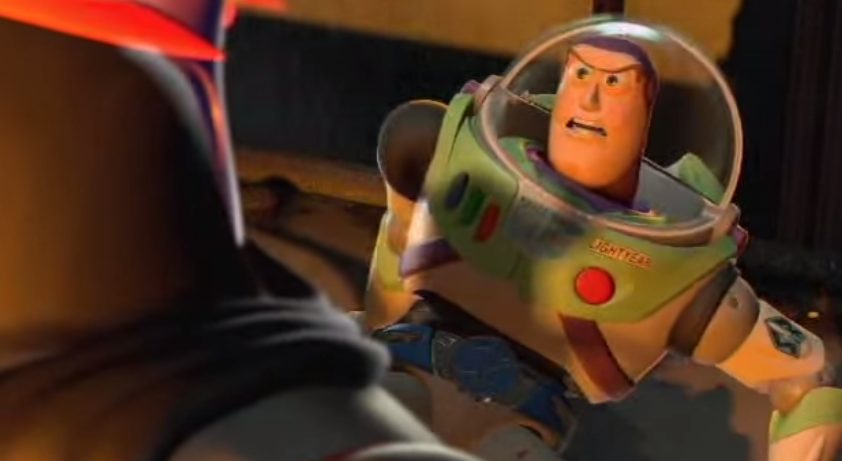 toy story andy's dad