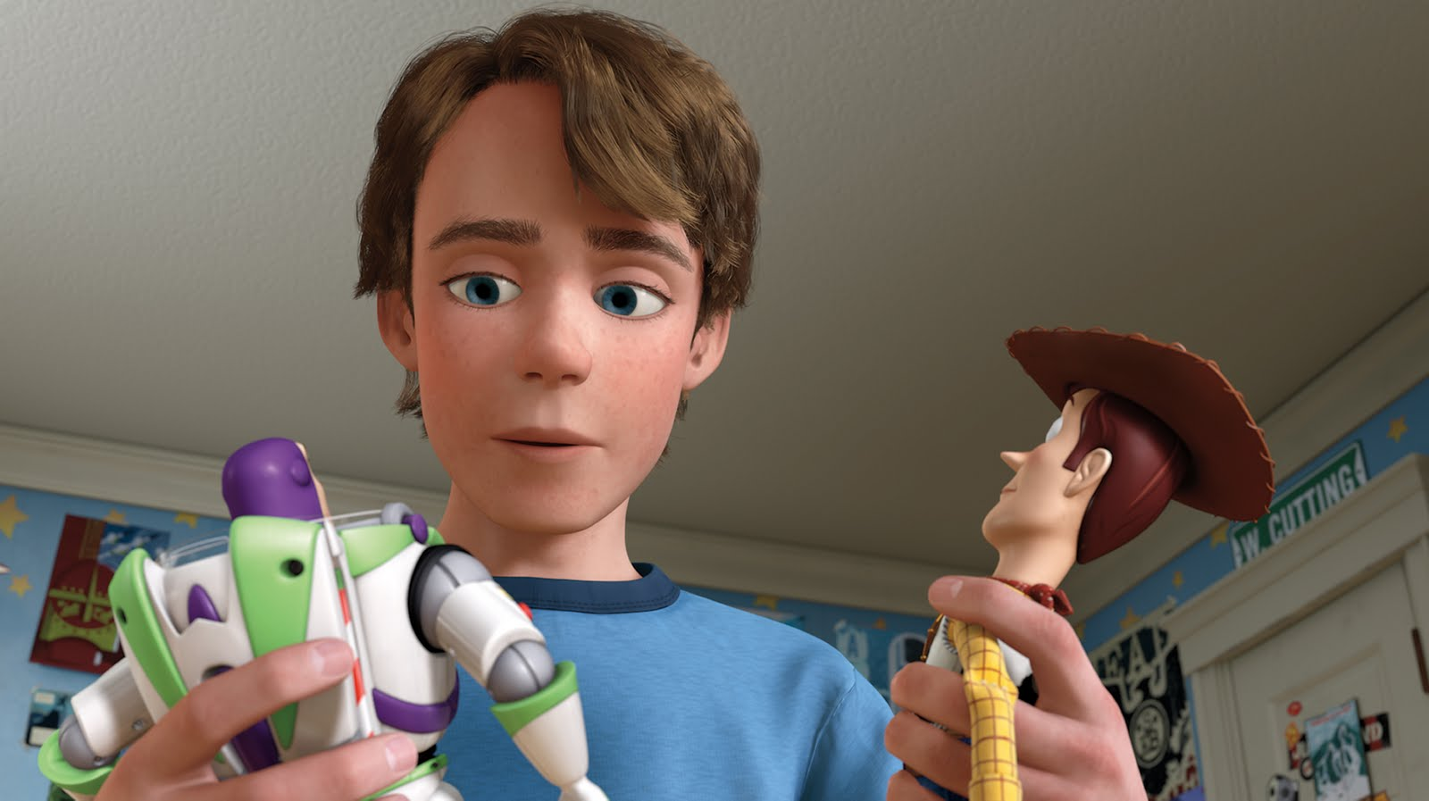 andy's dad toy story