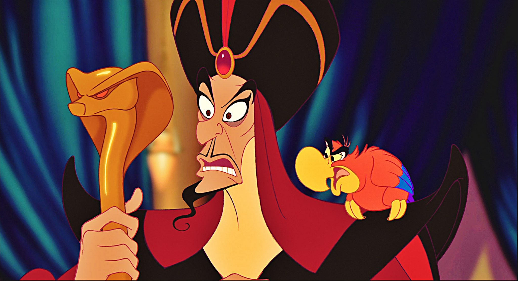 What if Jafar Was Good All Along?