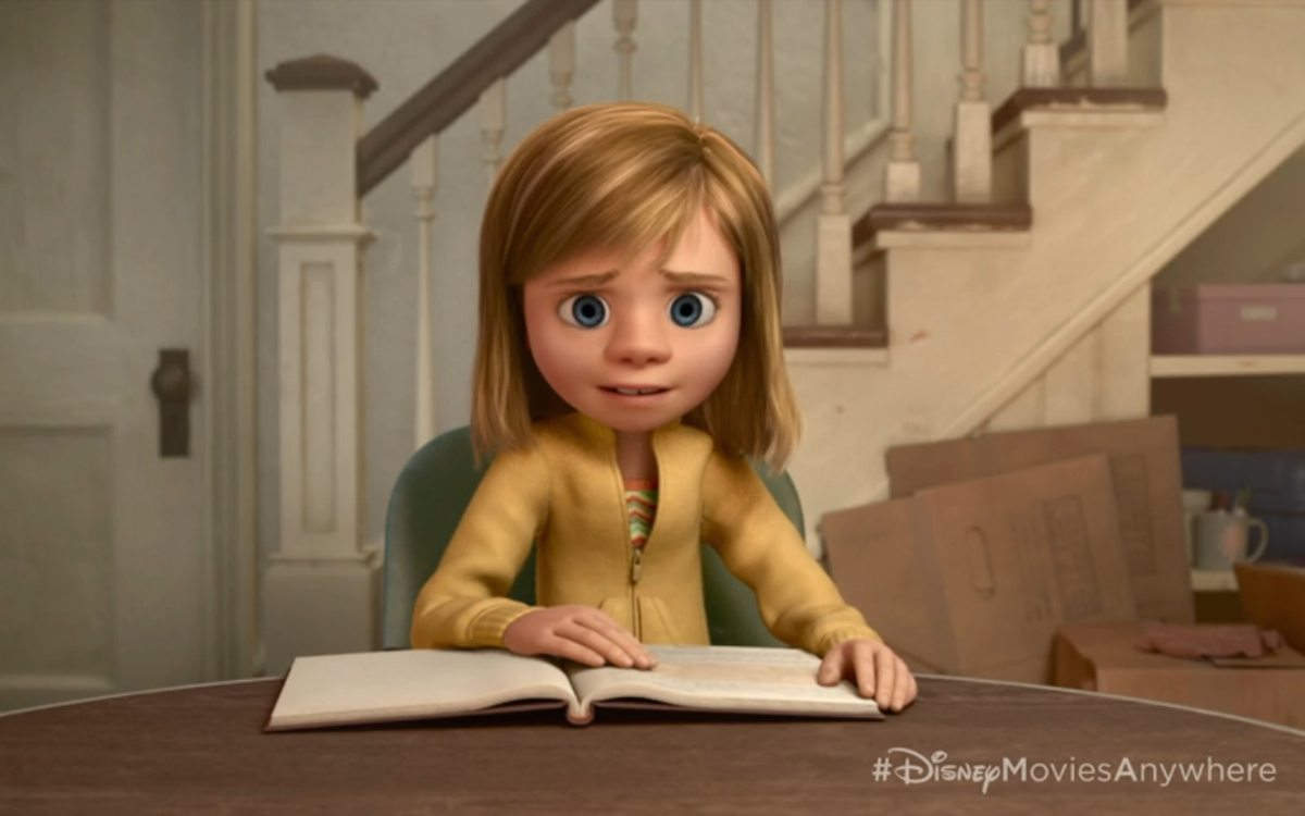 New Featurette Shows Off First-ever Footage of Pixar's 'Inside Out'