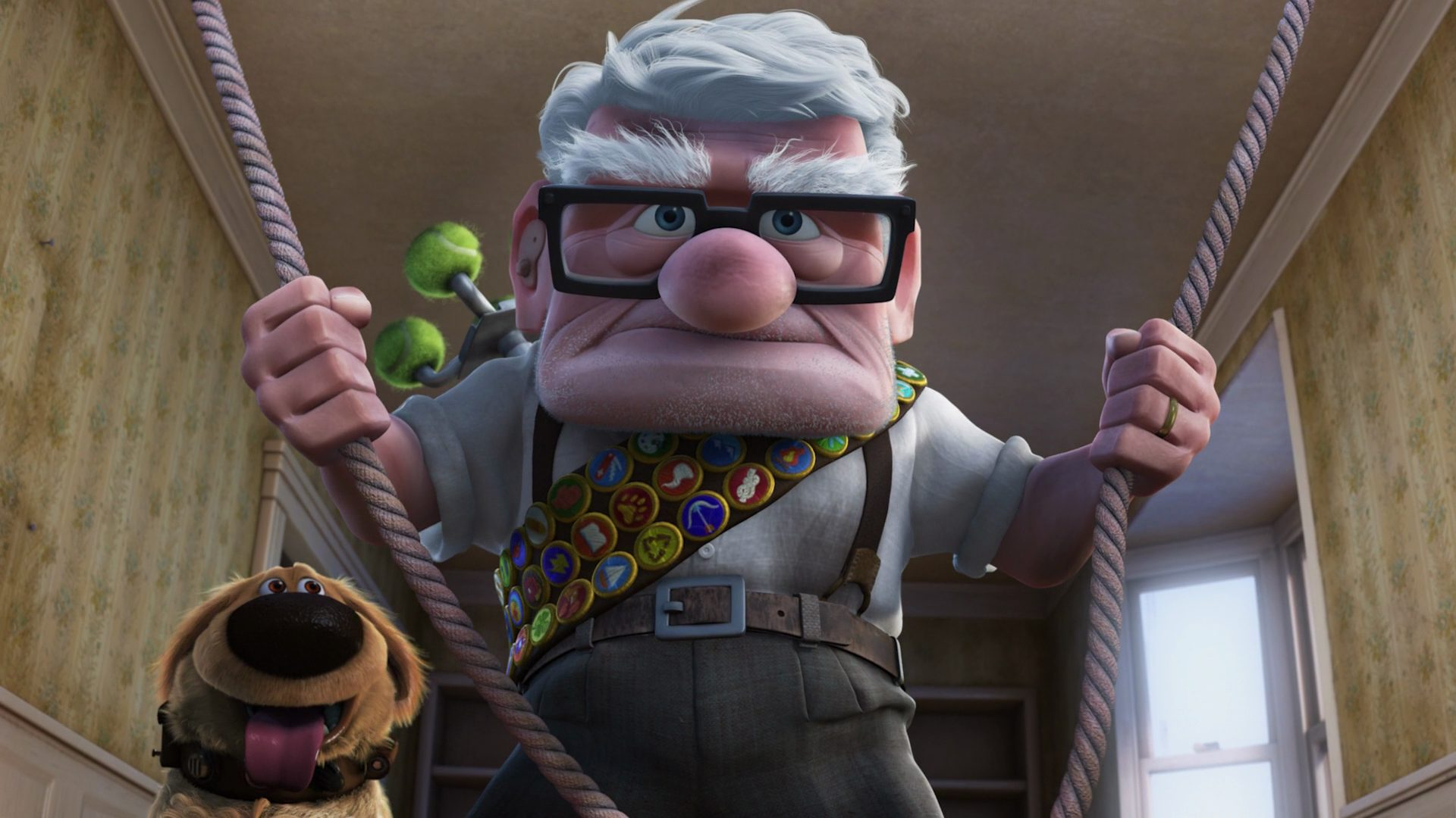If 'Up' Was Directed by Michael Bay