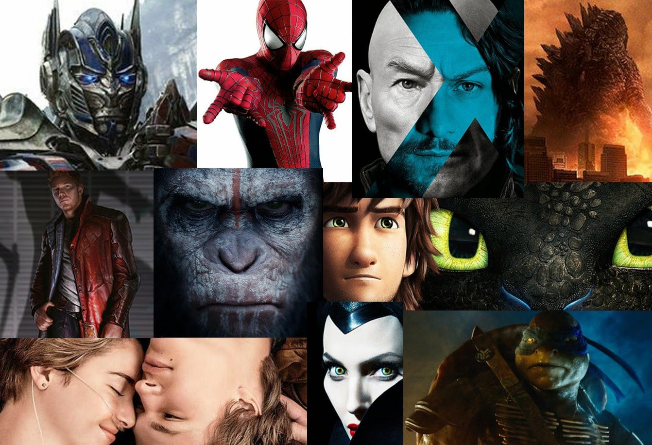 What Was the Best Movie of Summer 2014?