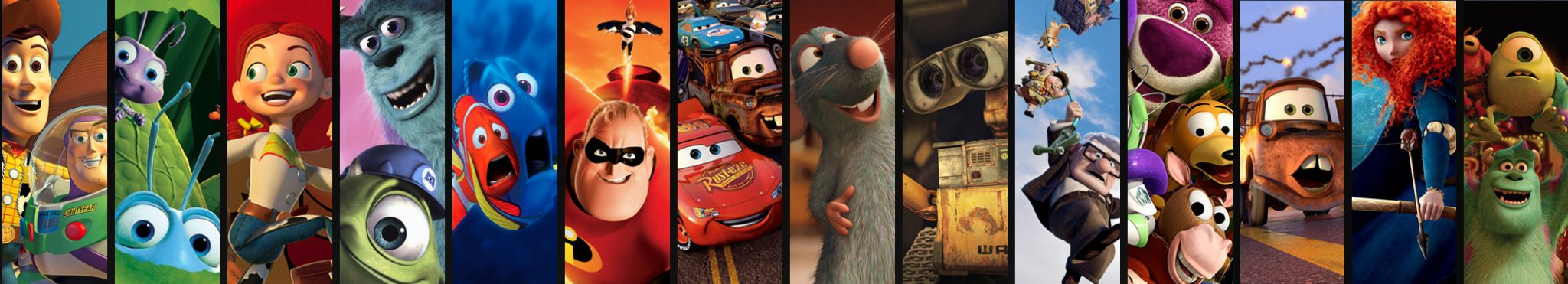 Ranking the Pixar Movies By Box Office Success
