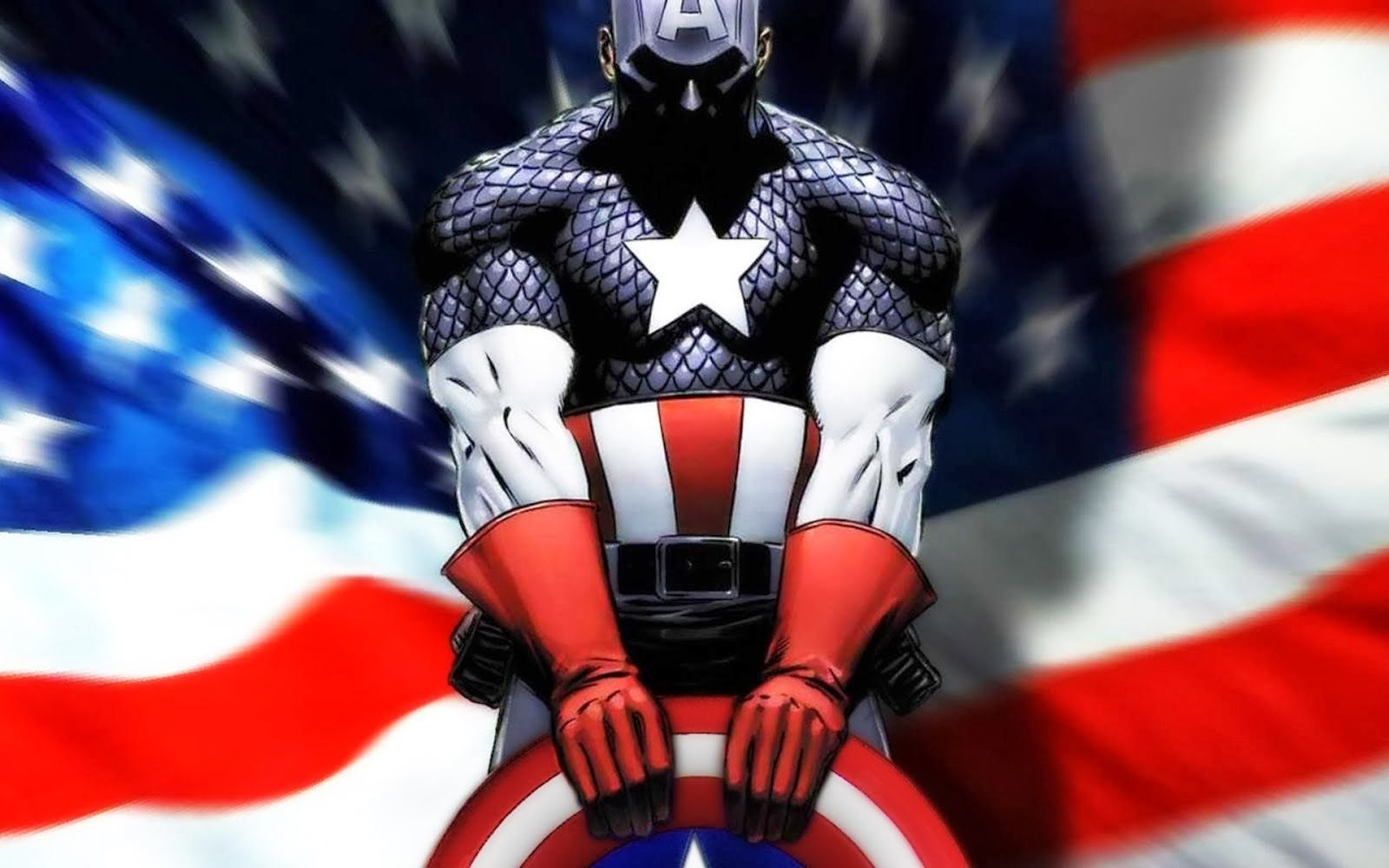 This Captain America Theory Pretty Much Spoils The Entire Franchise.