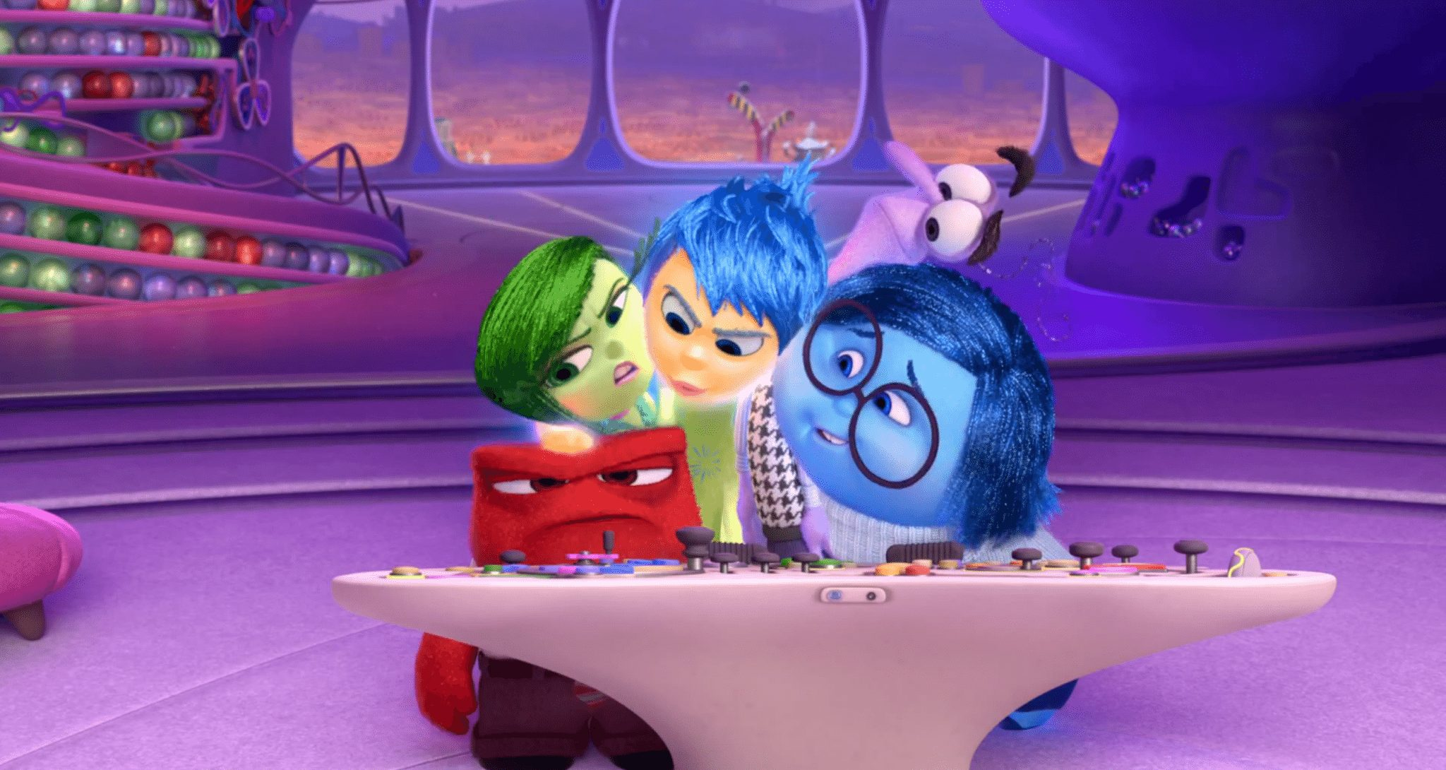 The First Inside Out Teaser Is Pretty Much Everything You Want.