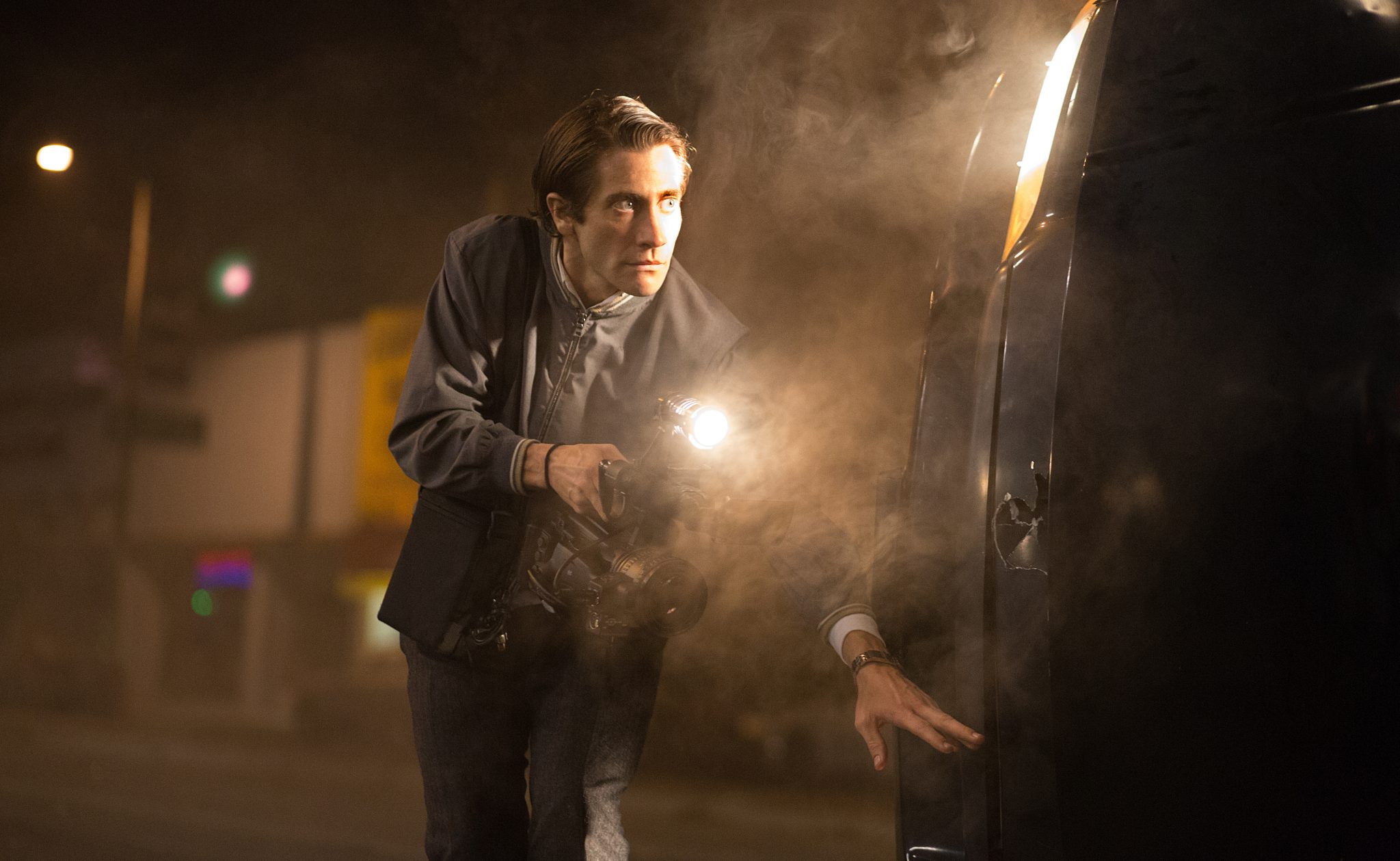 Review: 'Nightcrawler' is Jake Gyllenhaal's Most Memorable Performance Yet