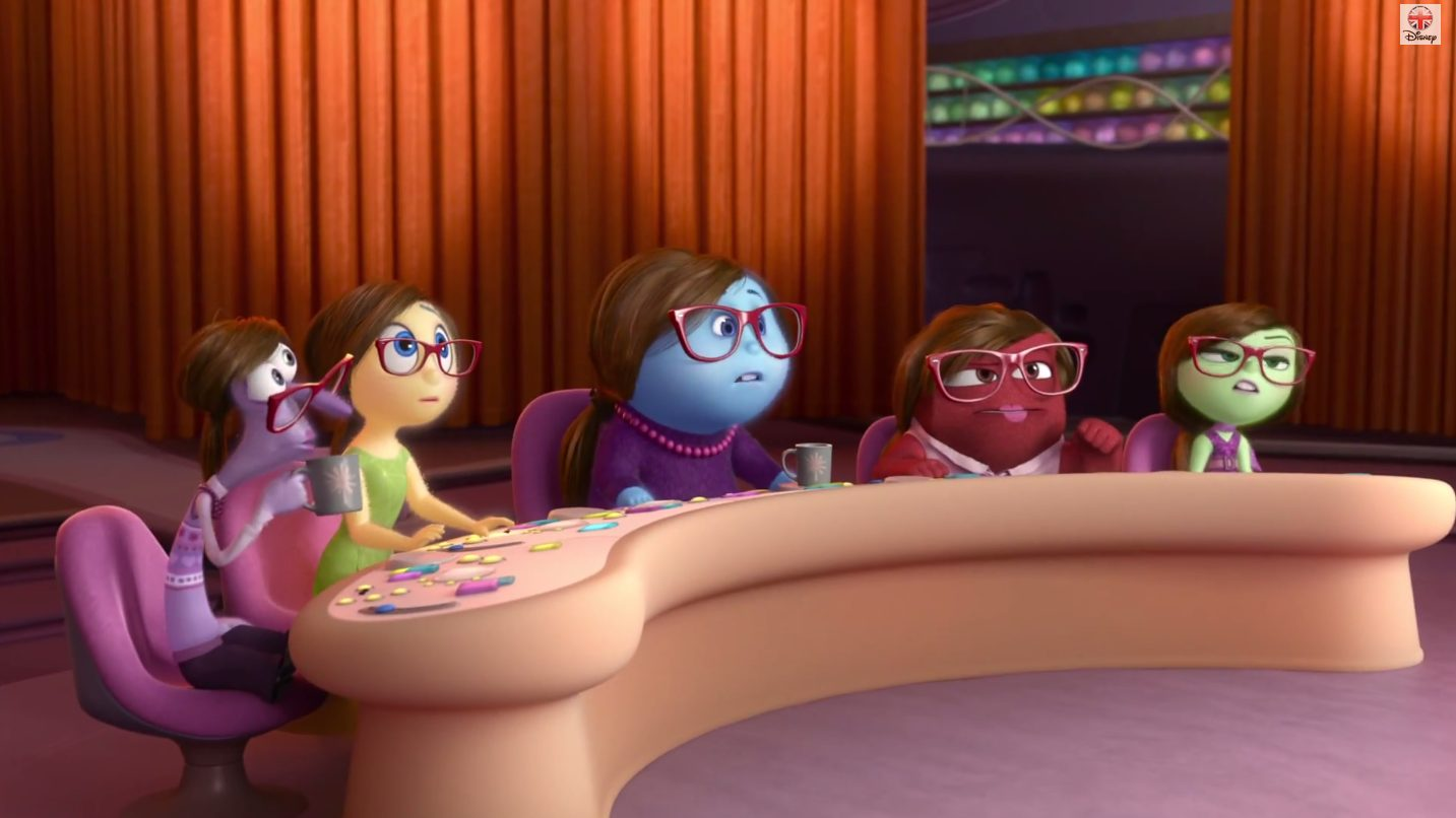 Are the 'Inside Out' Parents Shameful Stereotypes?