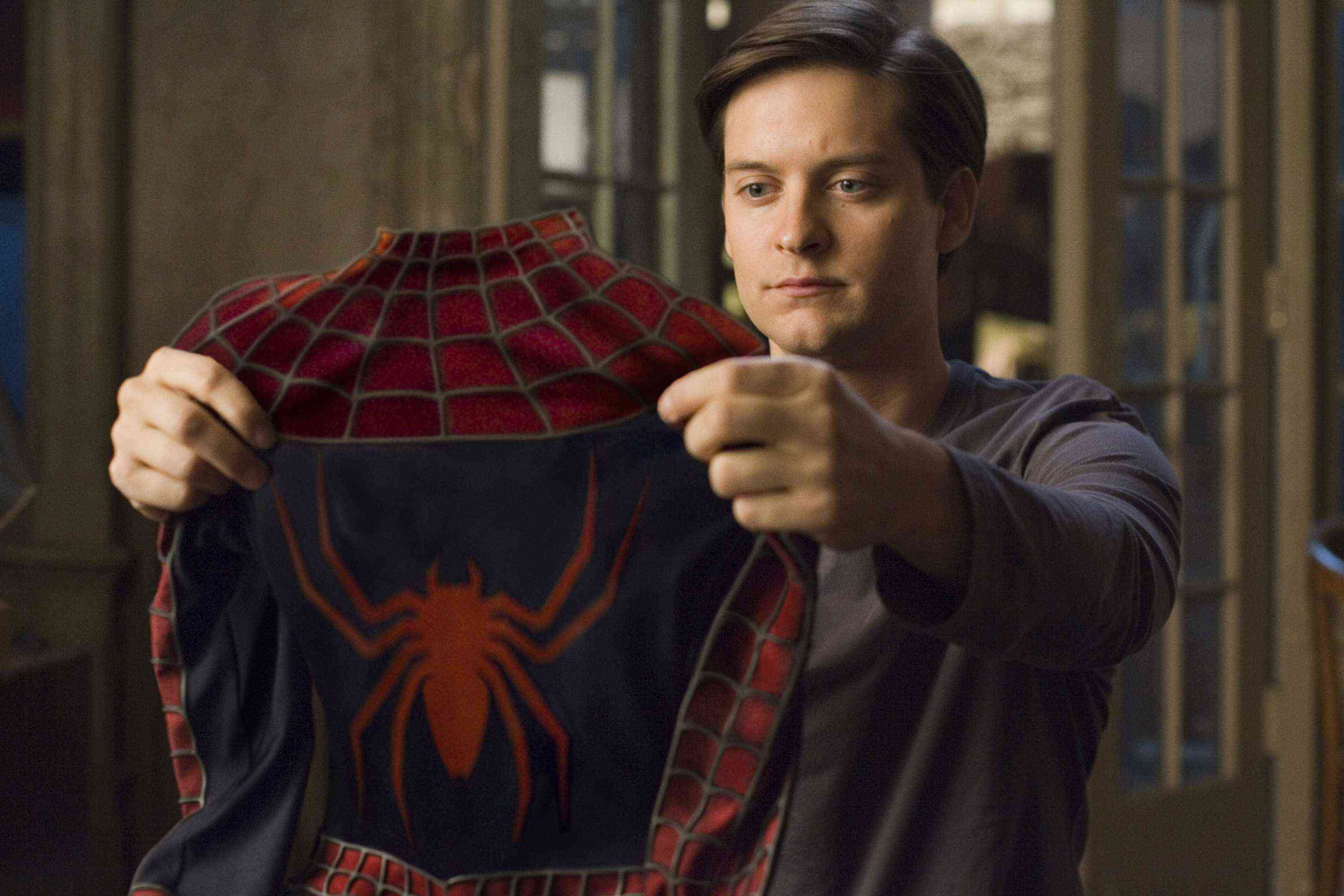 5 Compelling Reasons Why We Need Tobey Maguire To Return As Spider-Man