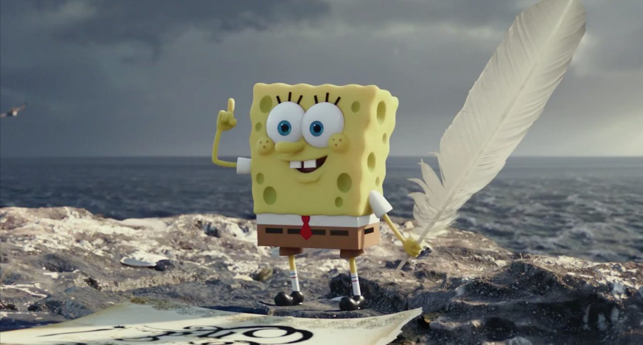 Review: 'The SpongeBob Movie: Sponge Out of Water'