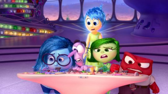 inside out character descriptions