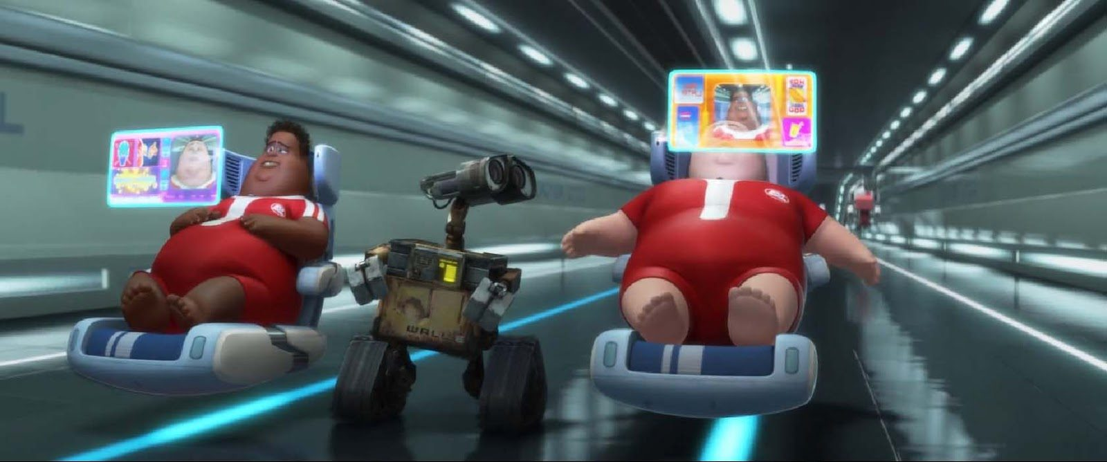 Image result for wall e earth ending