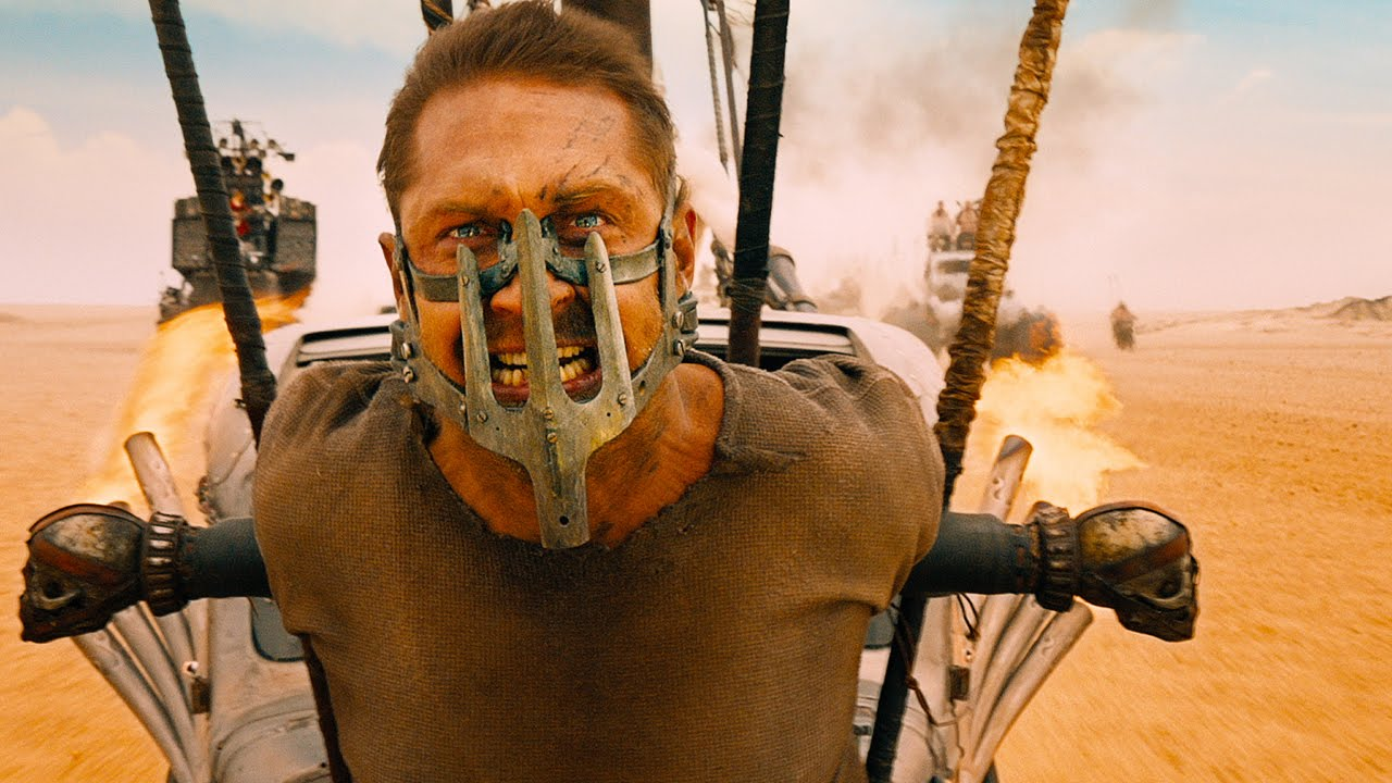 mad max fury road best movie