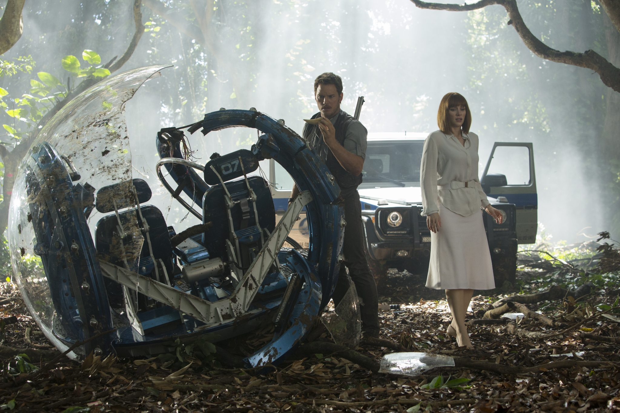 Jurassic World mini review