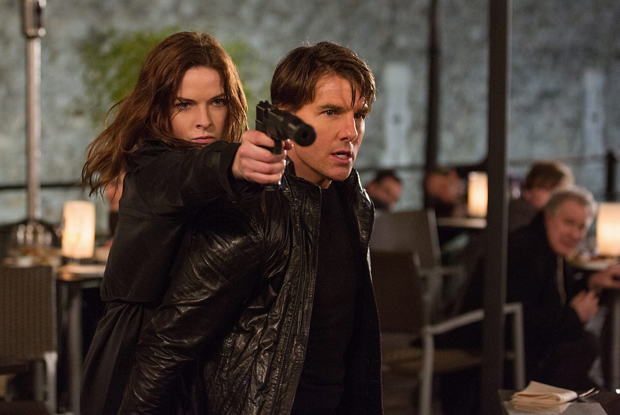 'Mission: Impossible Rogue Nation' Review — The Bomb Cruise