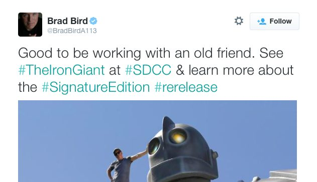 iron giant rerelease