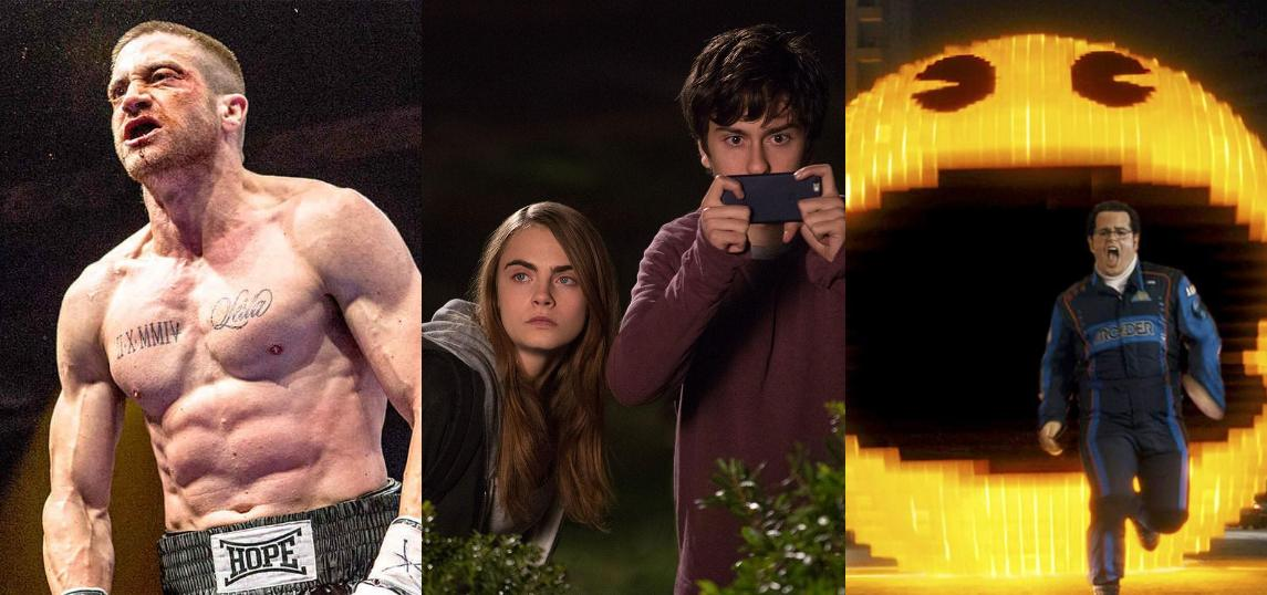 paper towns southpaw pixels review