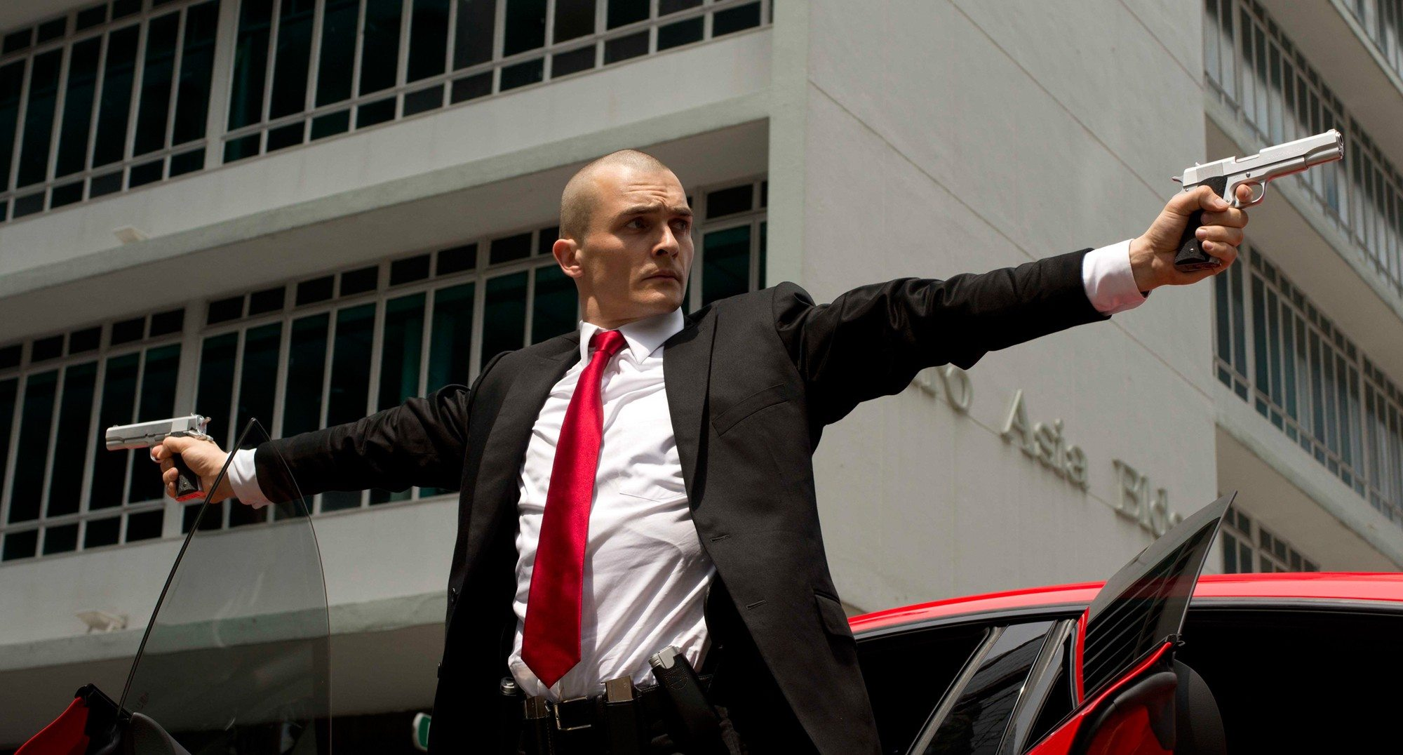 hitman agent 47 review