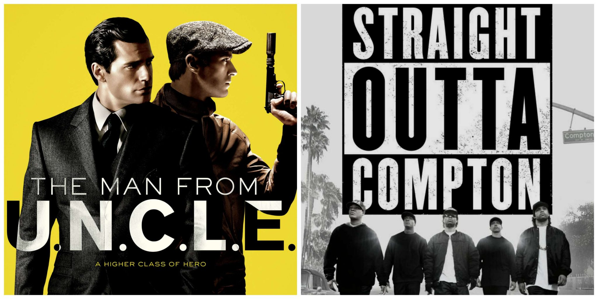 Straight Outta Compton and The Man from U.N.C.L.E. Review