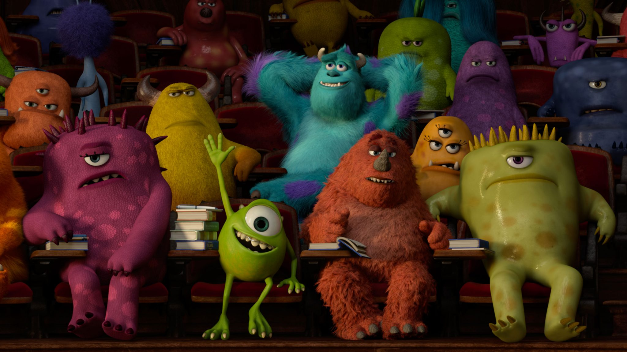 monsters inc toy story theory