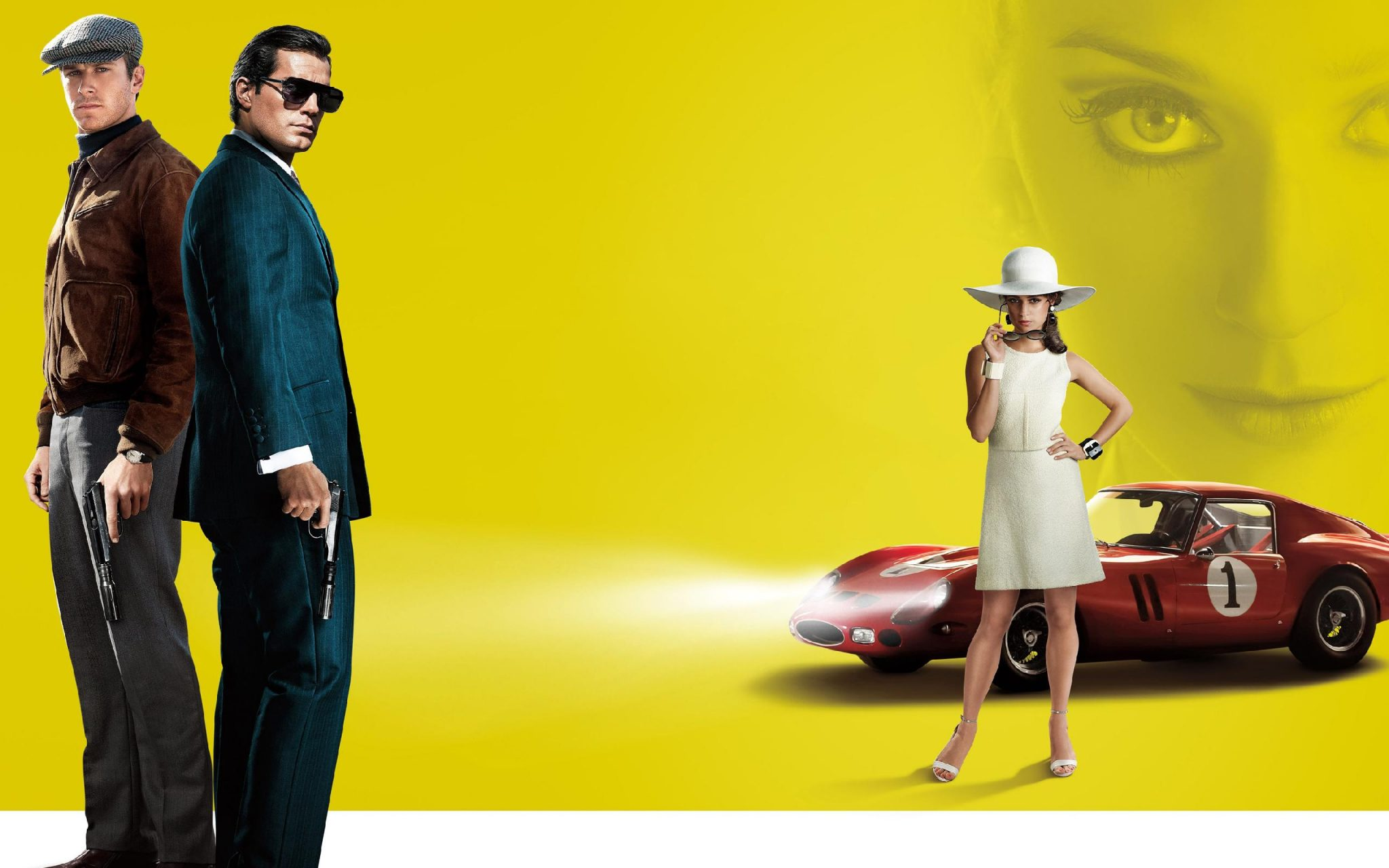 'The Man from U.N.C.L.E.' Review — I Spy a Franchise