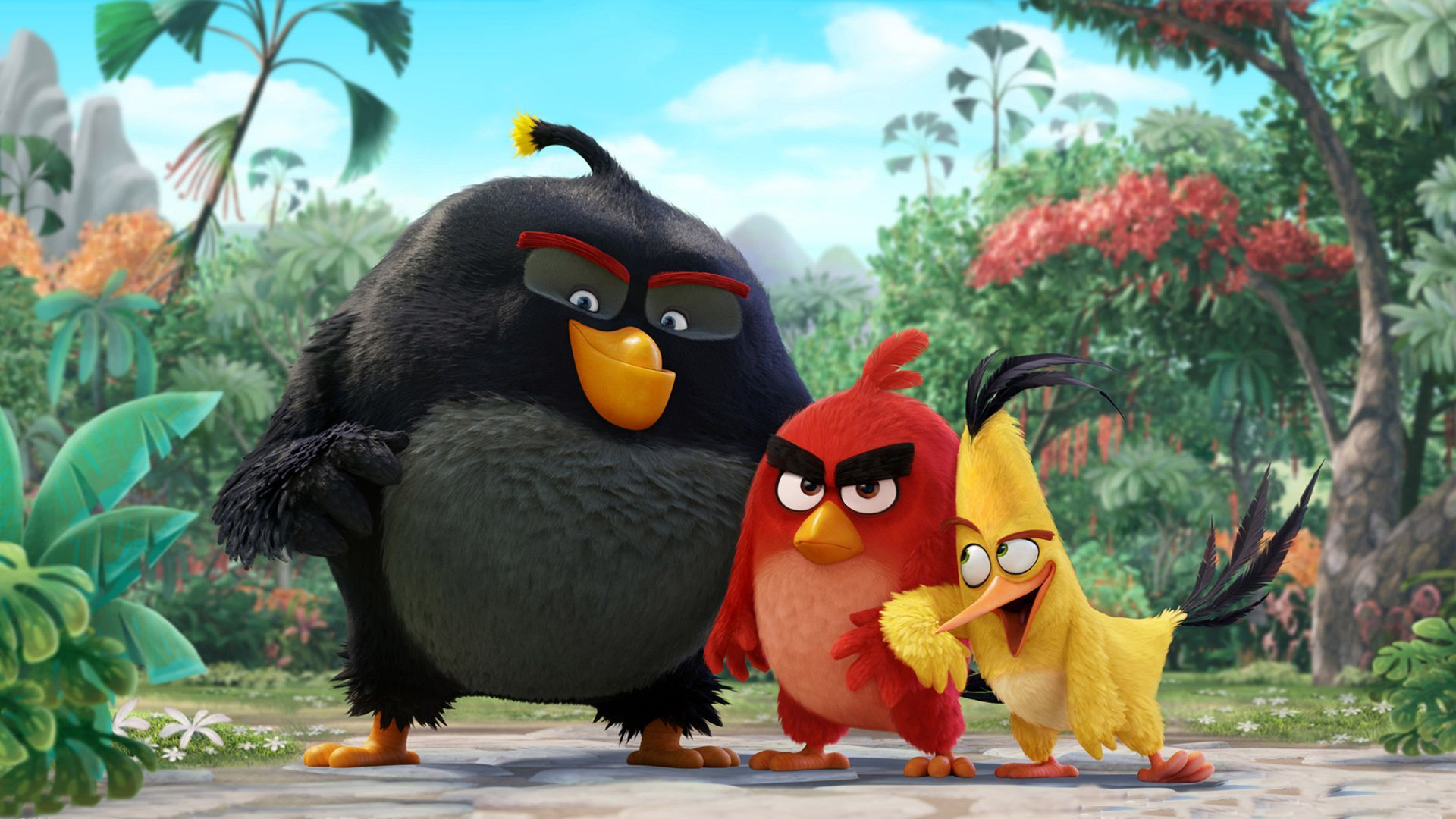 First Thoughts: 'The Angry Birds Movie' Trailer