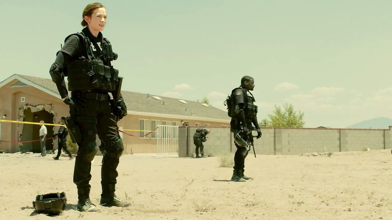 sicario review