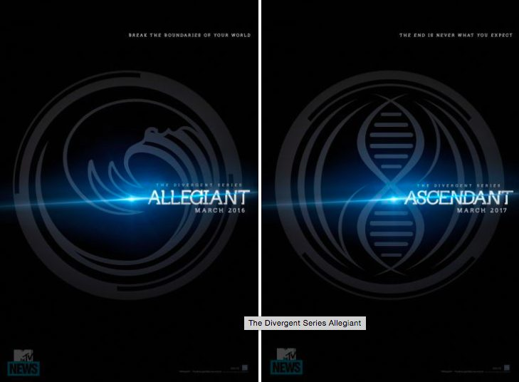 divergent ascendant