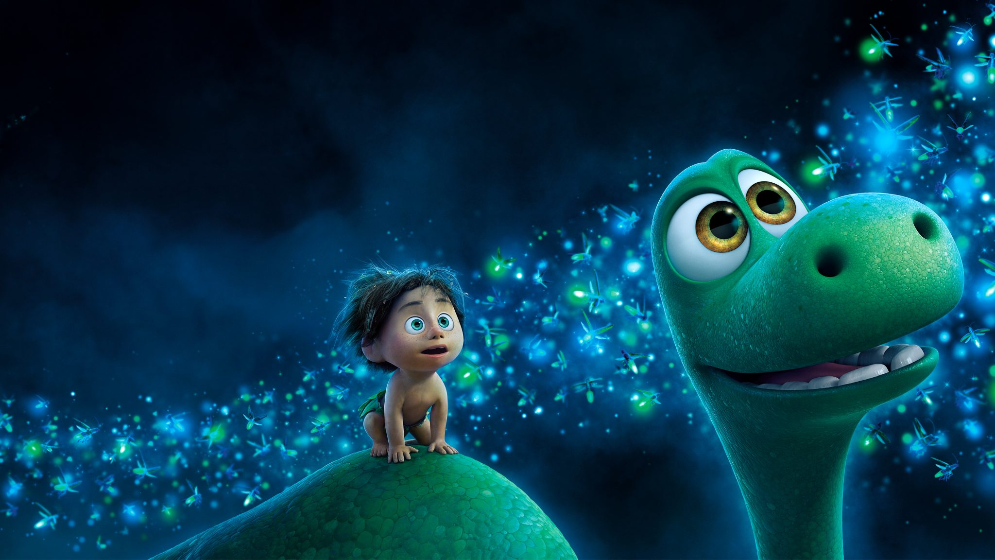 'The Good Dinosaur' Review: Finding Dino
