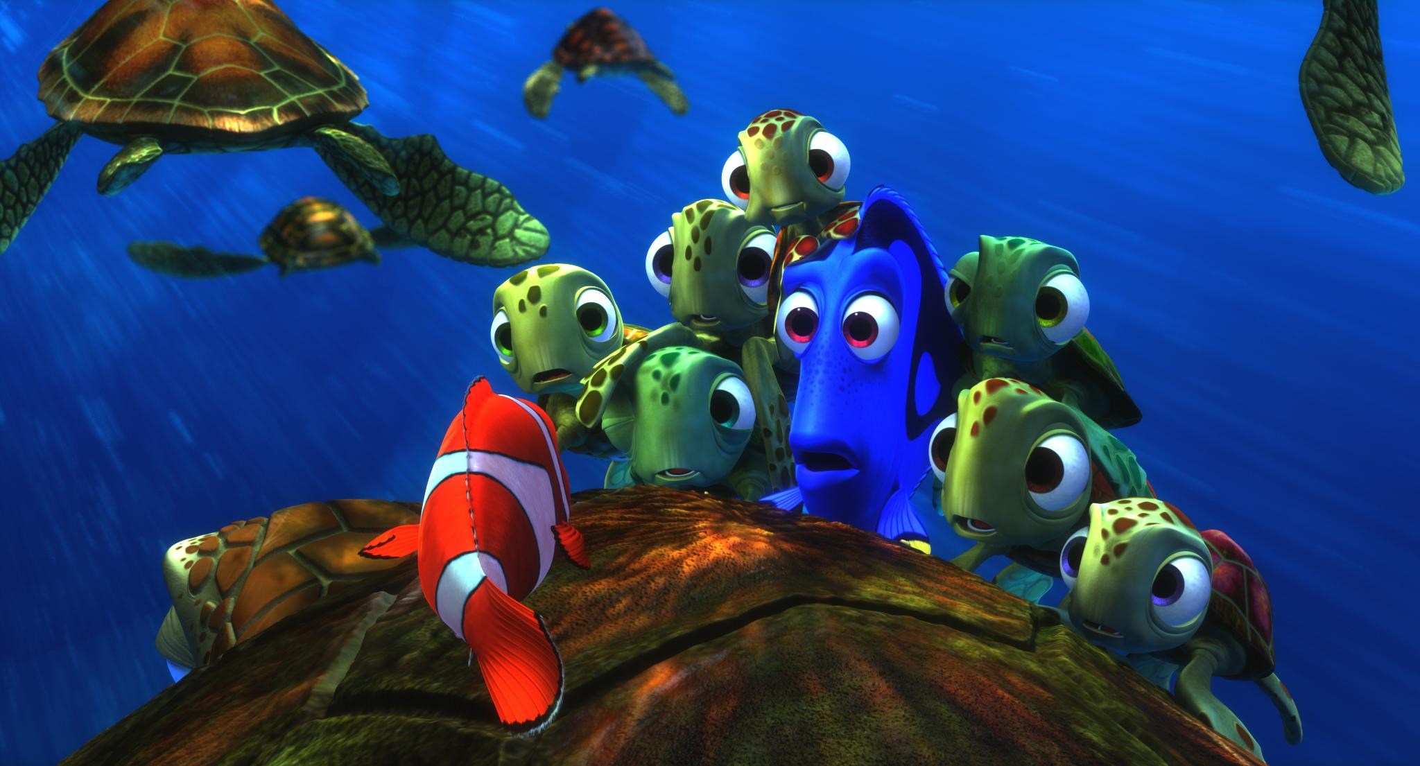 Snarcasm: Well, Someone Has to Hate 'Finding Nemo'