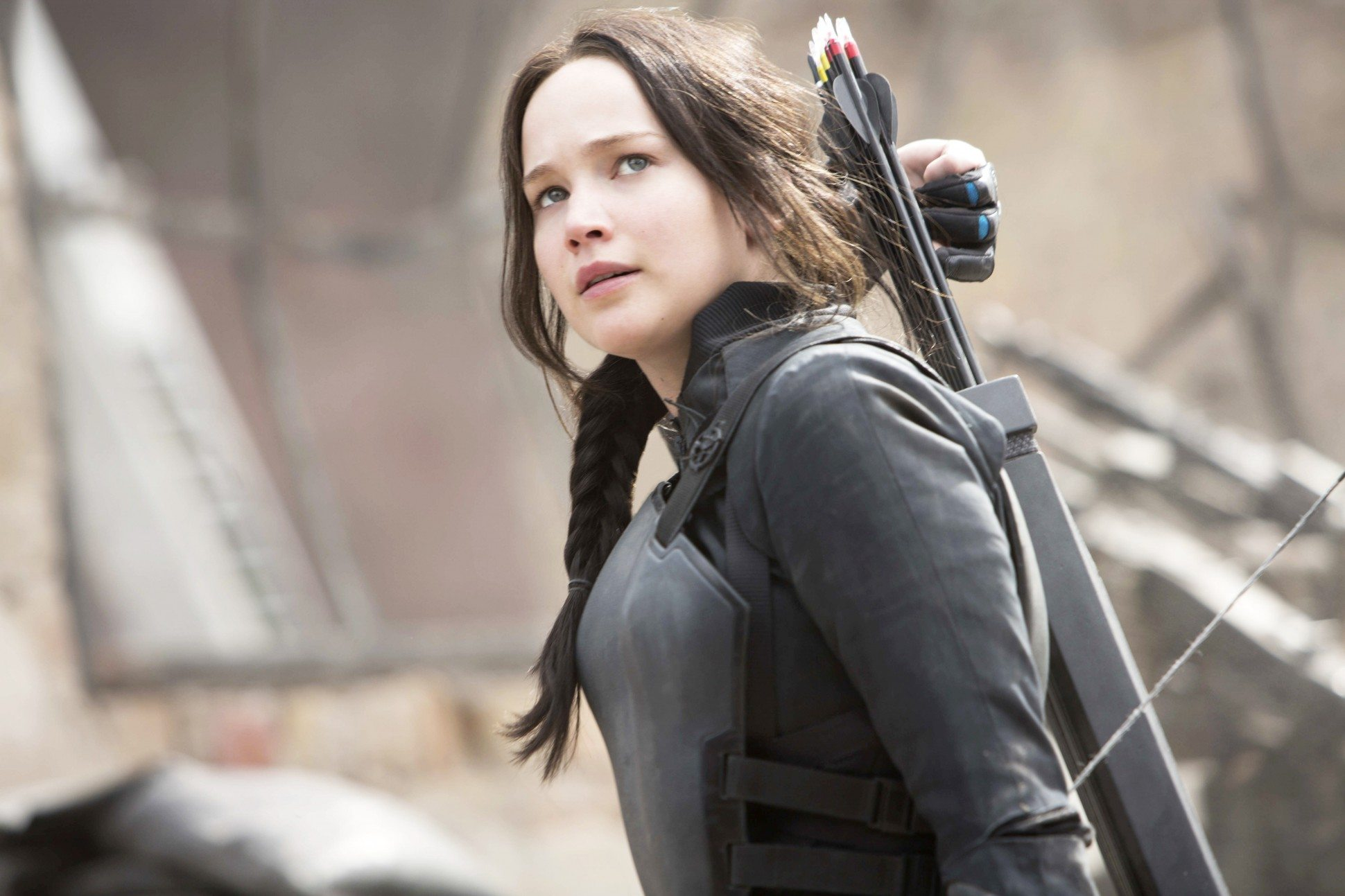 Review: 'The Hunger Games — Mockingjay, Part 2'