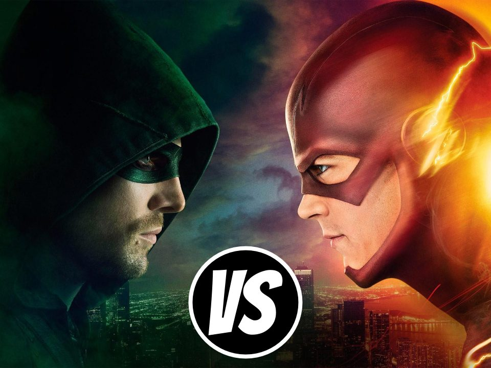 Which Is Better? Arrow vs. The Flash
