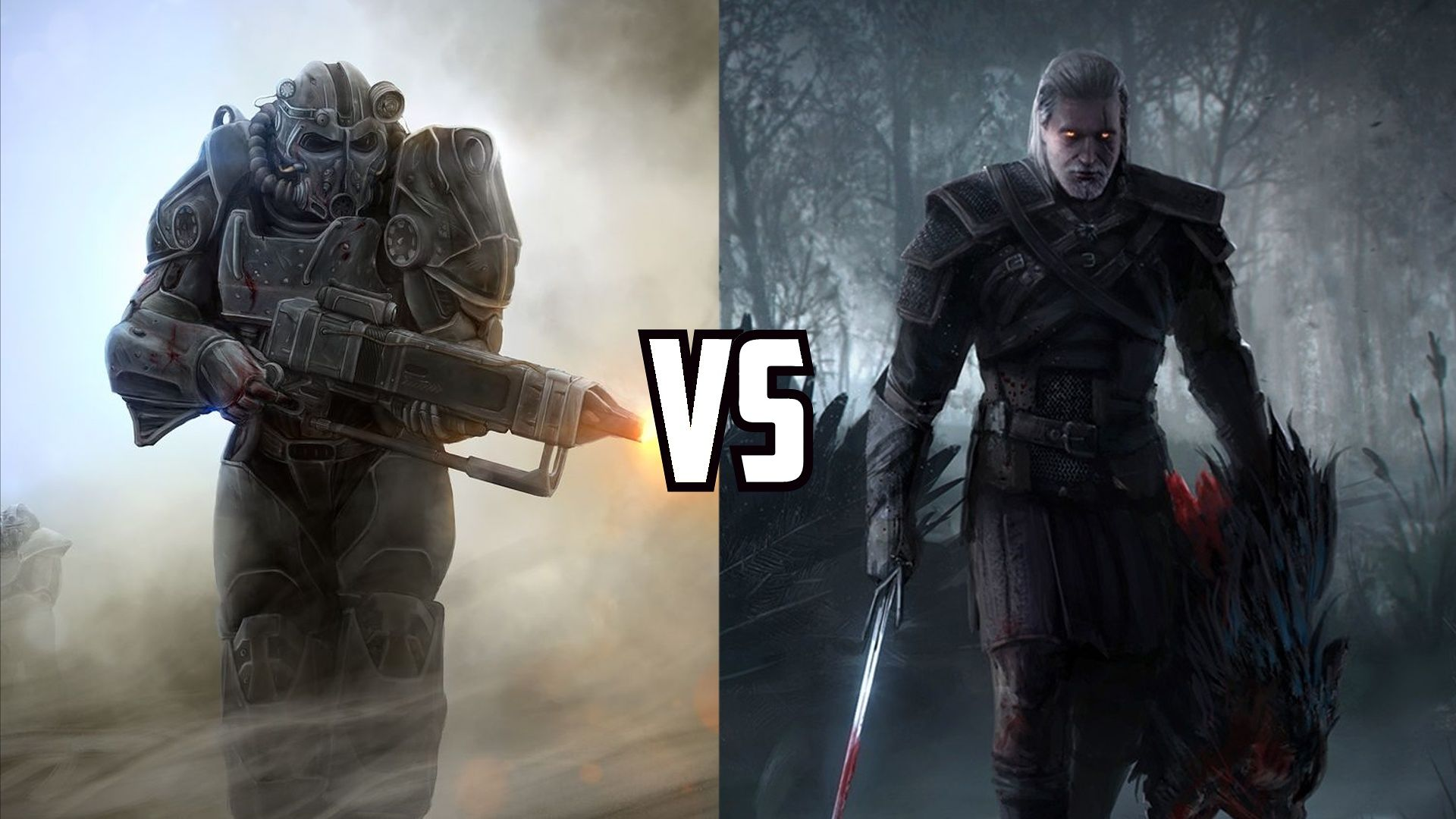 Which is Better? The Witcher 3 vs  Fallout 4 - Jon Negroni