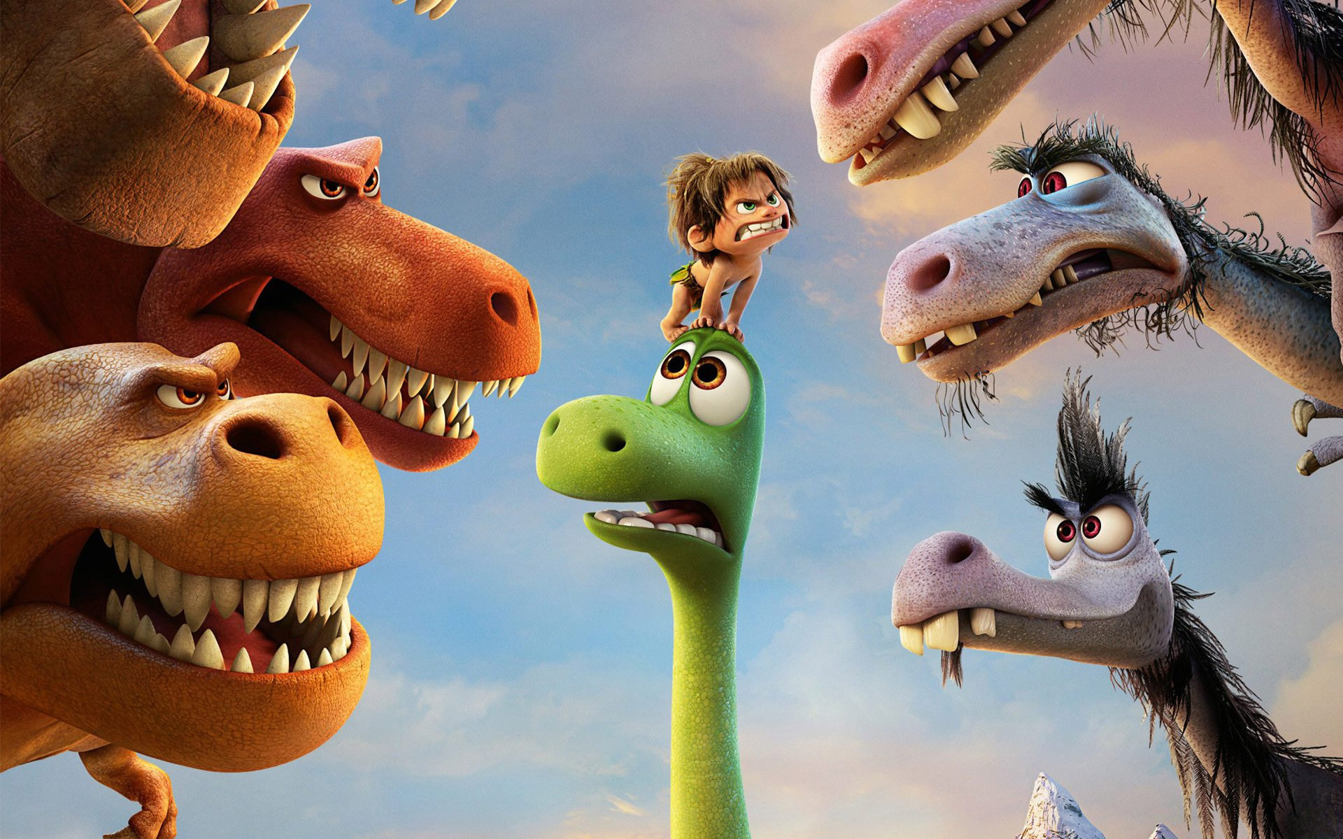 The Pixar Theory: How The Good Dinosaur Fits In Pixar's Universe