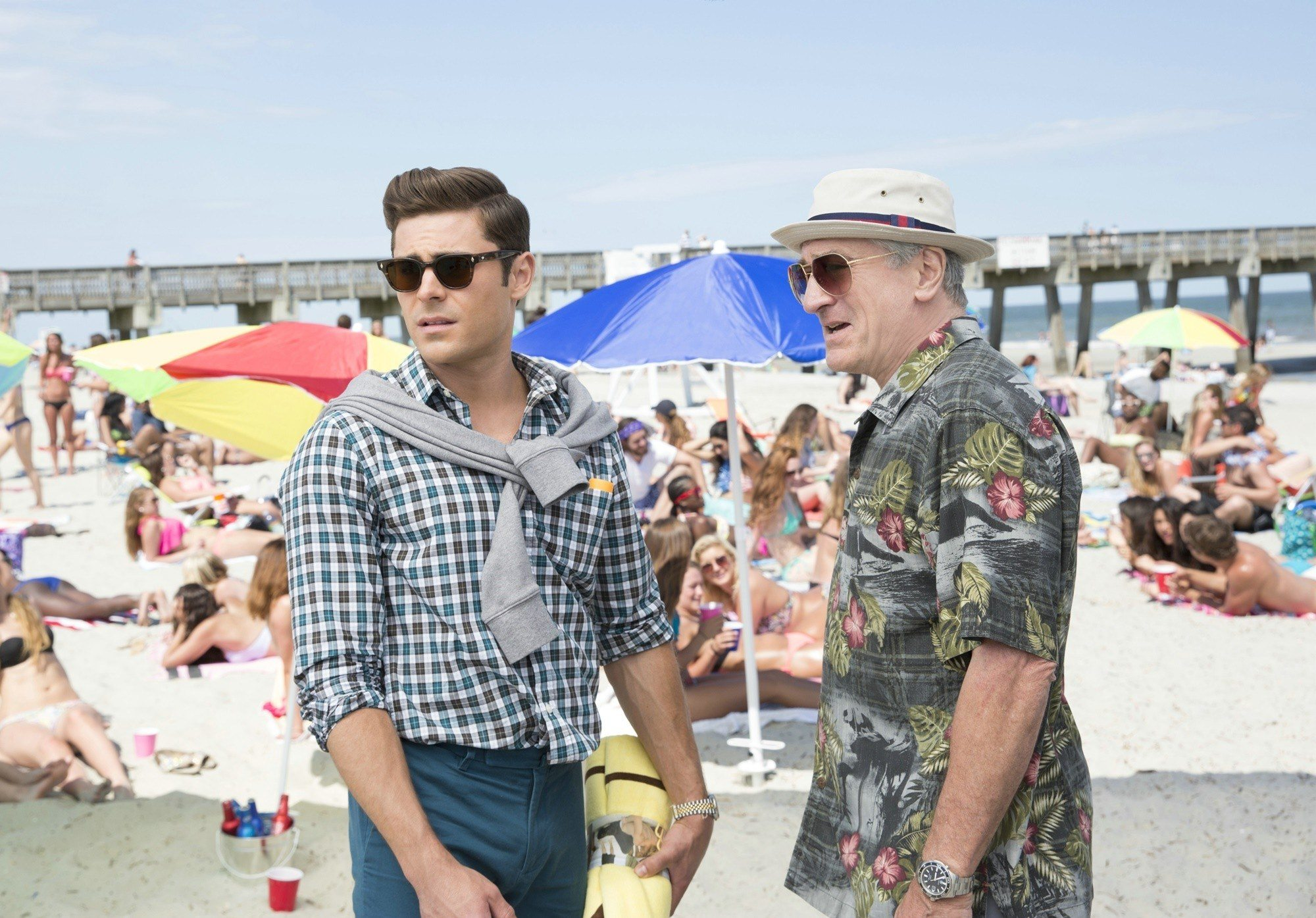 Review: 'Dirty Grandpa' Is a Meaningless Excursion