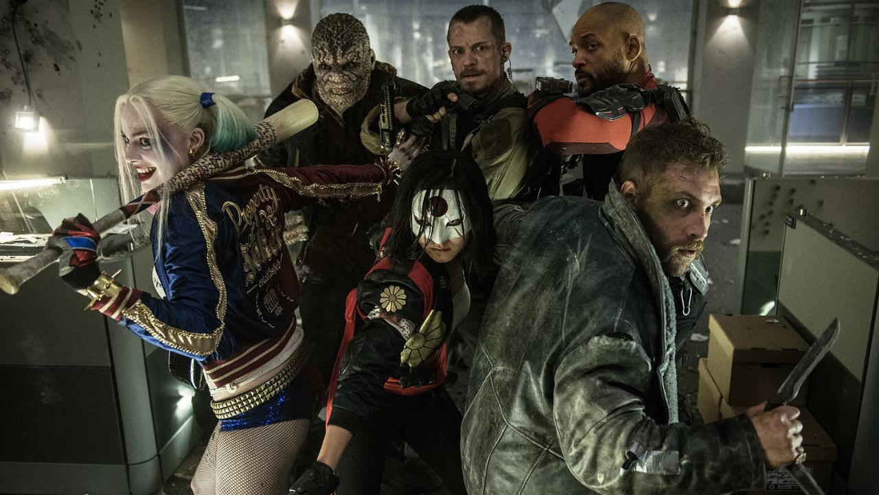 Snarcasm: I Hate The New 'Suicide Squad' Movie Because It Exists
