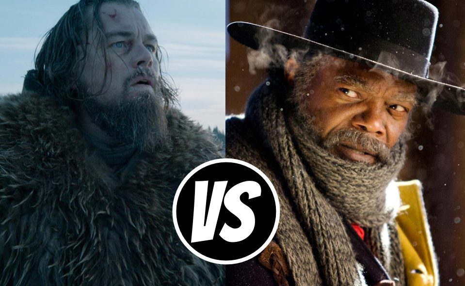 Which is Better? 'The Revenant' Vs. 'The Hateful Eight'